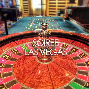 Casino Show – Soirée Las Vegas