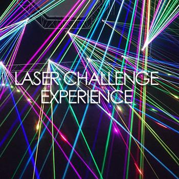 Laser Challenge Expérience