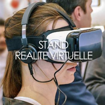 Stand réalité virtuelle