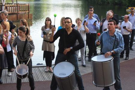 Batucada - Team-building percussion