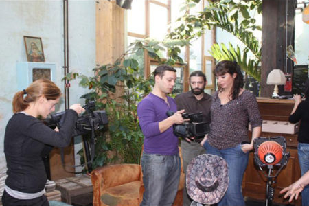 Team-building Cinéma - Movie Maker