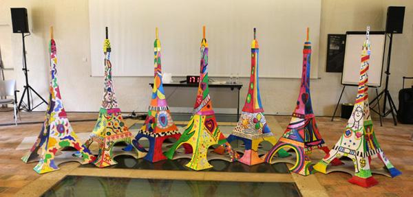Creativ'Academy Tour Eiffel