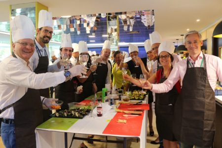 Team-building culinaire - Master Cooking Challenge