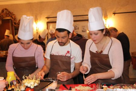 Master Cooking Challenge - Team-building culinaire - Partner