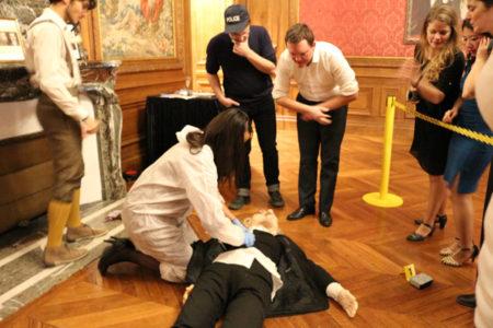 Team-building policier - Murder Party