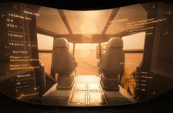 Objectif Mars - Team-building digital et technologique
