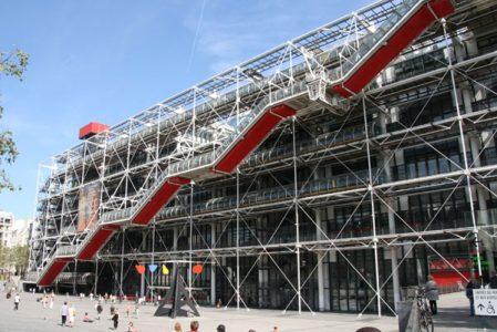 Rallye enquête Centre Georges Pompidou Beaubourg
