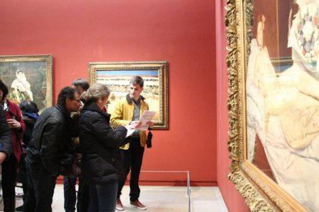 Rallye enquête Musée d'Orsay