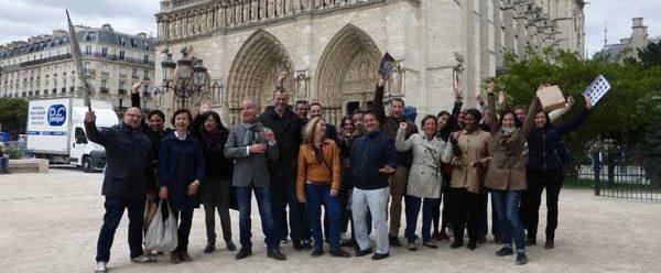 Rallye enquête paris et IDF