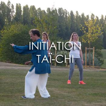 Initiation Taï chi
