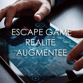 Escape Game Digital en Réalité Augmentée