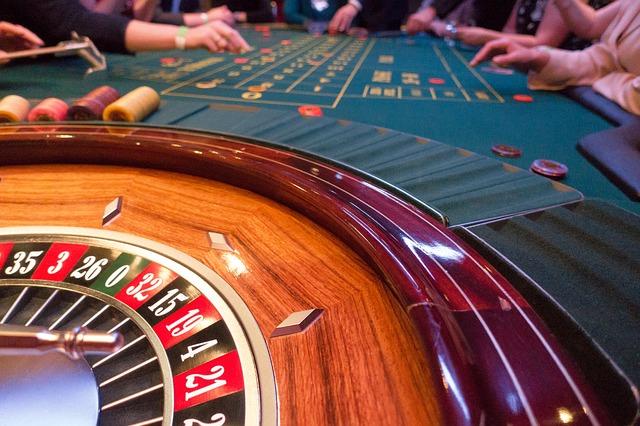 Casino - Soirée Las Végas
