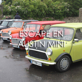 Escape Game en Austin Mini