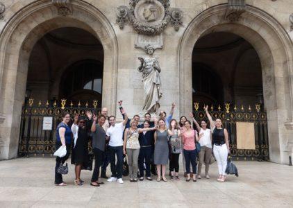 Rallye enquête Paris Madeleine Opéra Garnier