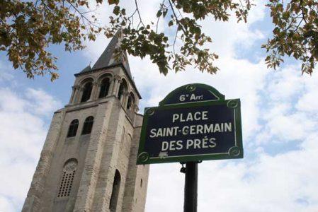Rallye enquête Saint Germain des prés
