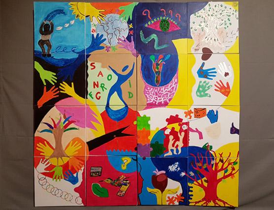 Team-building artistique / Creativ Academy