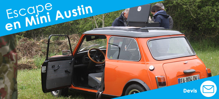 Escape Game en Mini Austin