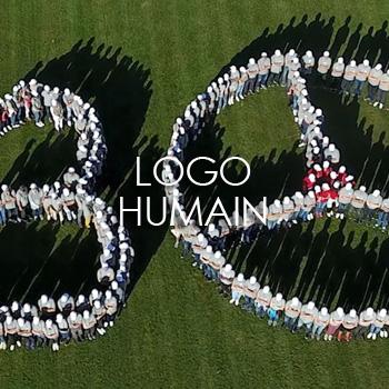 Logo humain
