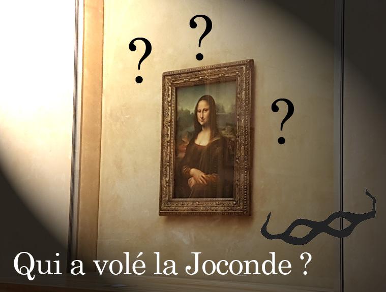 Rallye enquête Musee Louvre
