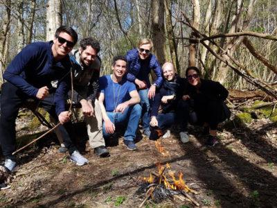 Atelier Survie - team-building survie