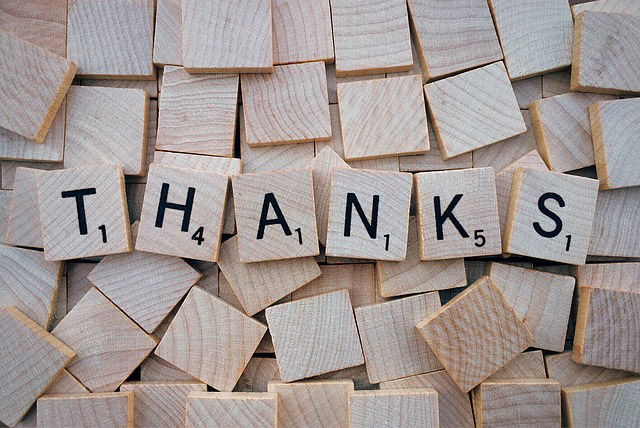 team-building merci à nos clients