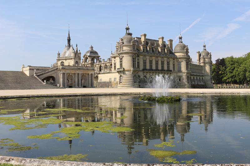 Rallye enquête Chantilly Oise