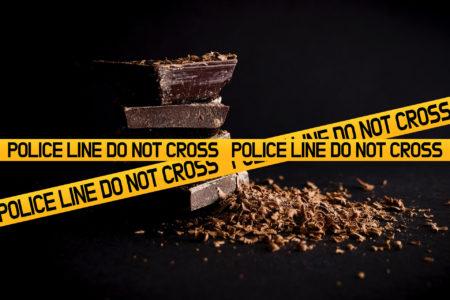 Choco-cluedo team-building policier chocolat