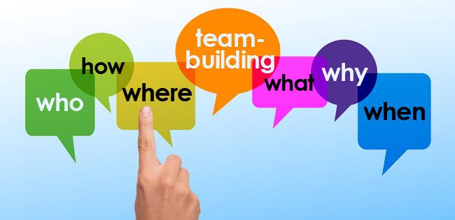 team-building pour développer l'esprit d'équipe