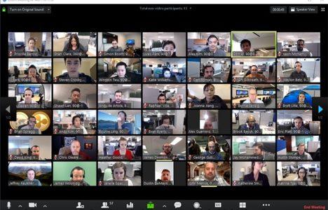 team-building en visio